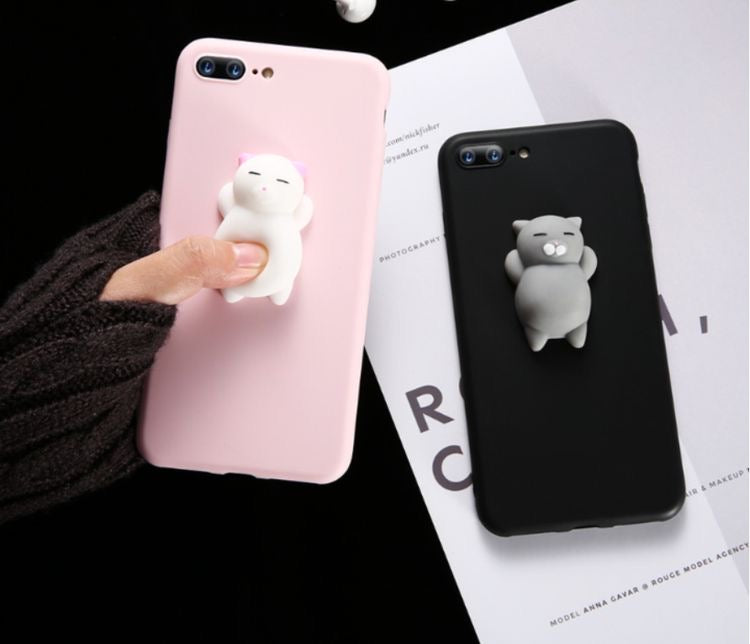 Squishy iPhone Case: 7 designs