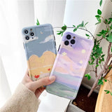 Aesthetic Painting iPhone Case: 6 designs
