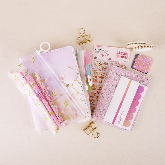 Kawaii Stationery Bundle: 5 colors