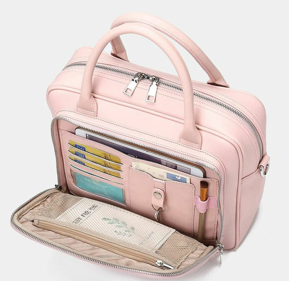 Chic Laptop Handbag: 5 colors