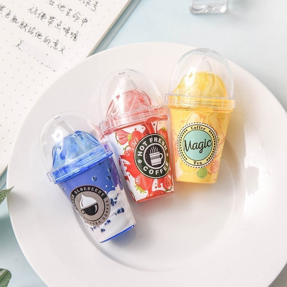Cute Coffee Cup Correction Tape