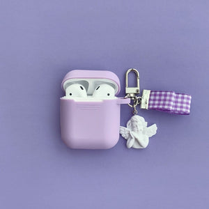 Colorful AirPod Case with 26 Charms to Choose From!