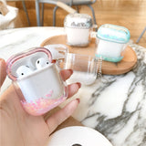 Chic Glitter AirPod Case: 7 colors