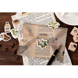 Coffee Sticker Set: 46pcs