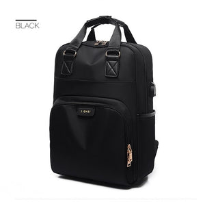 Waterproof Laptop Backpack: 3 colors