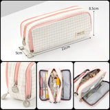 Kawaii Large Pencil Case: 7 colors