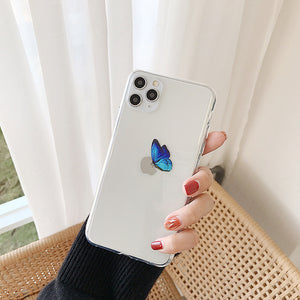 Aesthetic Butterfly iPhone Case