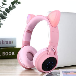 Cat Headphones: 5 colors