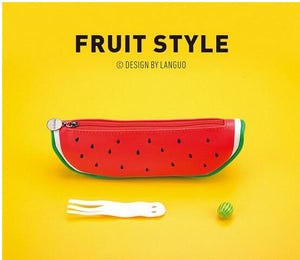 Fresh Fruits Pencil Case