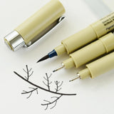 Sakura Pigma Micron Pens: Set of 9