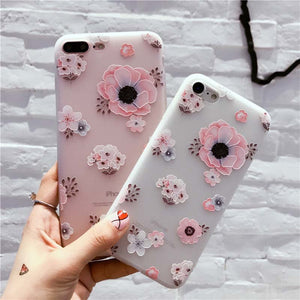 Cherry Blossom iPhone Case