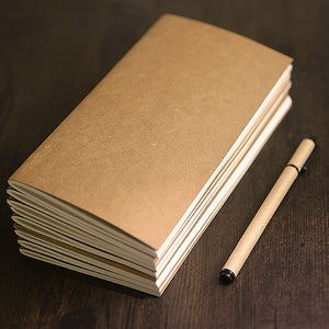 Midori Traveler's Notebook Refill: Dotted, Blank, Grid, Ruled, Weekly, etc