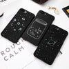 Matte Galaxy iPhone Cases: 4 designs to choose from
