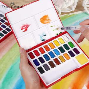 Faber-Castell Solid Watercolor Set