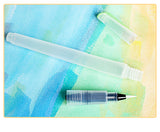 Refillable Watercolor Brush Pens: Set of 3 and 6