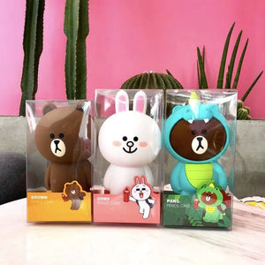 LINE Characters Pencil Case: 5 designs!