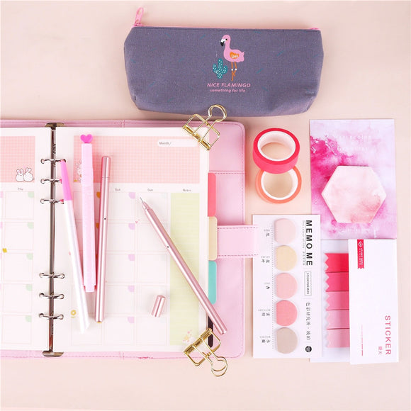 Stationery Essentials Bundle: 3 colors