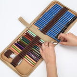 Foldable Pencil Case Organizer: 3 sizes and 3 colors