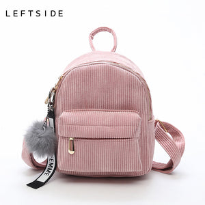 Life in Seoul Mini Backpack: 4 colors