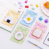 Kawaii Food Sticky Notes