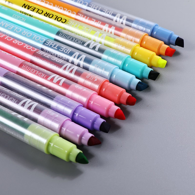 Erasable Highlighters: Set of 10