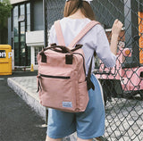 Mochi Canvas Backpack: 5 colors