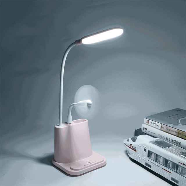 Pastel USB Rechargeable Desk Lamp
