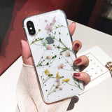 Soft Meadow Flowers iPhone Case: 3 colors