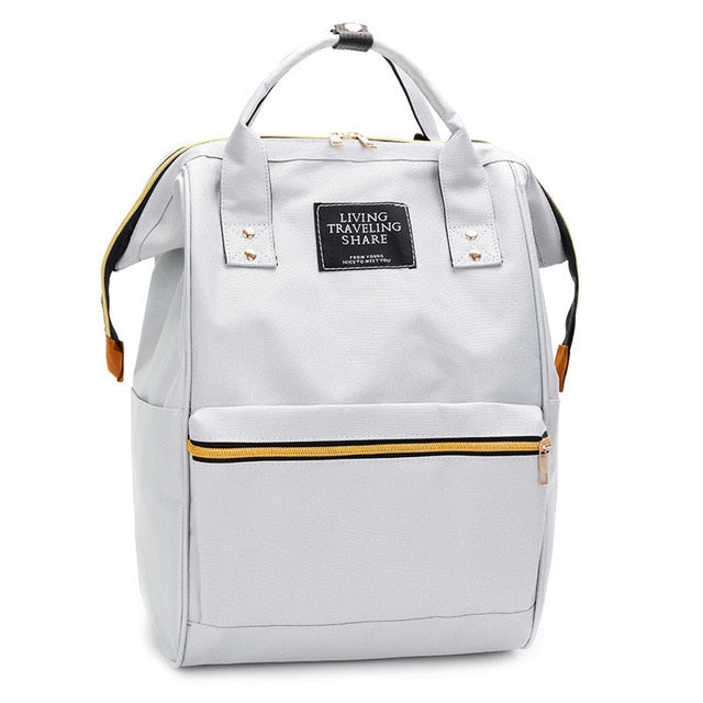 Oxford Traveling Backpack: 13 colors