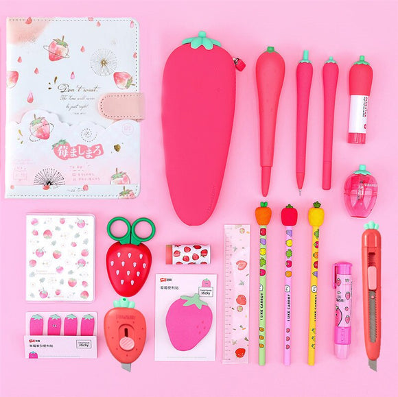 Kawaii Strawberry Bundle