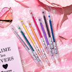 Glitter Gel Pen: Set of 8 or 12