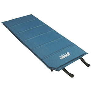 Coleman Youth Self-inflating Camp Pad - Blue - mongol outdoors
