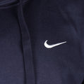 Nike Men's Athletic Wear Embroidered Swoosh Fleece Gym Active Pullover Hoodie
