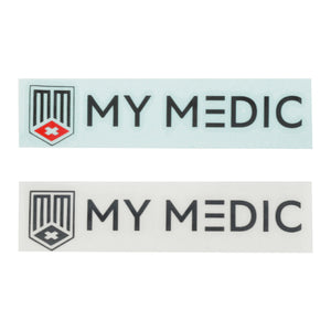 MyMedic Car Transfer Sticker