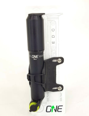 OneUp EDC Bicycle Mini Pump with Frame Mount
