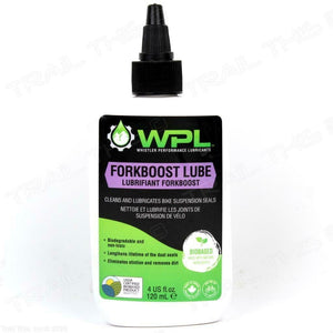 WPL ForkBoost 4oz Bike Fork Suspension Seal Lubricant & Cleaner Biodegradable