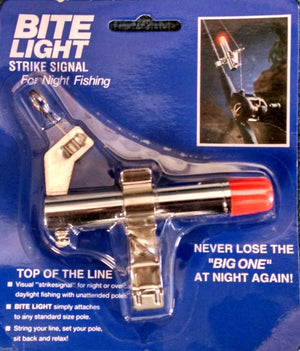Bite Light® Light-Up Fish Strike Alarm for Night Fishing by Dorcy # 41076