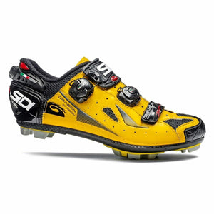Sidi Dragon 4 Men's MTB Shoes Yellow/Black 42
