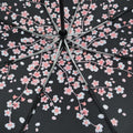 50+ Anti-UV Sun Rain Protection Windproof Flower Parasols 3 Folding Umbrella