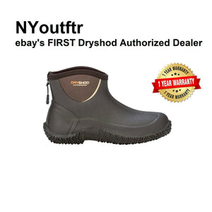 Dryshod LEGEND Ankle Camp Boot Khaki/Timber Muck Style LGD-MA-KH