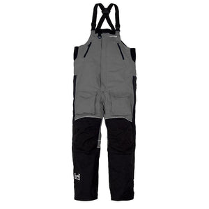 Ice Armor by Clam Edge Cold Weather Bib  - Large (L/CHARCOAL.BLACK) 10303