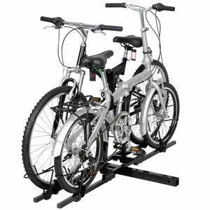 New Heavy Duty 2 Bike Bicycle 2