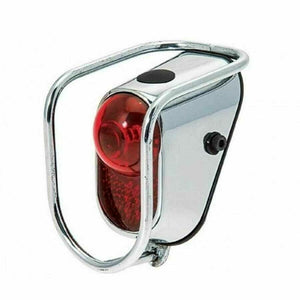 LED Rear Tail Light Vintage Old School Classic City Tour Bicycle LM-002 To USA