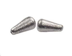 20 Pcs Bullet Worm Slip Sinkers Bass Fishing Weights