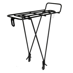 Wald Products #215 Rear Bike Rack Rr Wald 215 Stl-black