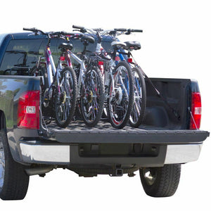 4-Bike Pickup Truck Bed Bicycle Carrier Stand