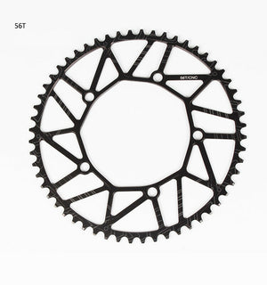 Litepro 130BCD Folding Road Bike Chainring +Bolts 50T 52T 54T 56T 58T Chainwheel