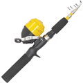 EAGLE CLAW Pack-It Telescopic Spincast Rod/ Reel Combo 5'6