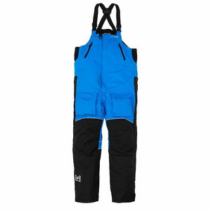 Ice Armor by Clam Men's Edge Cold Weather Ice Fishing Bibs (XL/Blue/Black) 10296