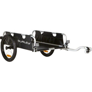Burley Flatbed Cargo Bicycle Trailer/Black